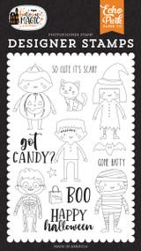 Halloween Magic: Got Candy Stamp Set