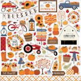 Fall Element Sticker