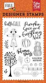 Fall: Welcome Autumn Stamp Set