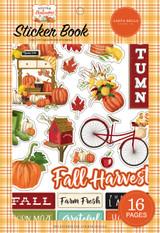 Welcome Autumn Sticker Book