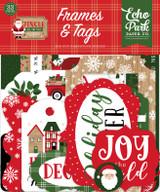 Jingle All The Way Frames & Tags