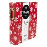 Jingle All The Way: Jingle Snowflake 6x8 Album