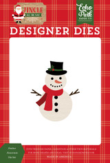 Jingle All The Way: Festive Snowman Die Set