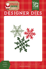 Jingle All The Way: Holiday Snowflakes Die Set