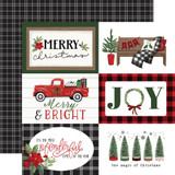 Home For Christmas: 6x4 Journaling Cards