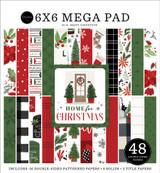 Home For Christmas Cardmakers 6x6 Mega Pad