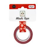 Home For Christmas: Christmas Snowflake Washi Tape