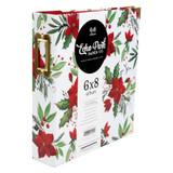 Home For Christmas: Christmas Poinsettia 6x8 Album
