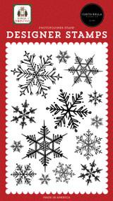Home For Christmas: Snowflake Season Stamp Set