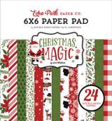 Christmas Magic 6x6 Paper Pad