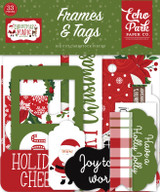 Christmas Magic Frames & Tags