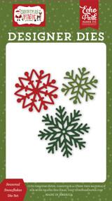 Christmas Magic: Seasonal Snowflakes Die Set
