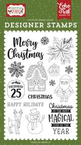 Christmas Magic: Magical Christmas Stamp Set