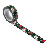 Happy Christmas: Cozy Floral Washi Tape