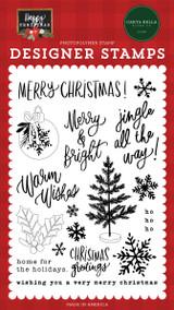Happy Christmas: Jingle All The Way Stamp Set