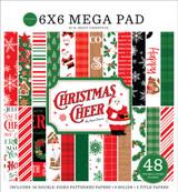 Christmas Cheer Cardmakers 6x6 Mega Pad