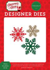 Christmas Cheer: Cheery Snowflakes Die Set