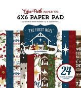 The First Noel 6x6 Paper Pad