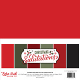 Salutations Christmas Solids Kit