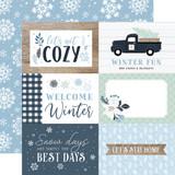 Winter: 6x4 Journaling Cards