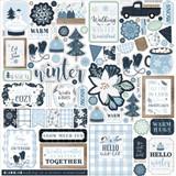 Winter Element Sticker