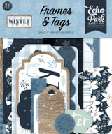 Winter Frames & Tags