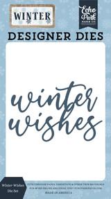 Winter: Winter Wishes Die Set