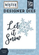 Winter: Let It Snow Die Set