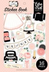 Wedding Sticker Book