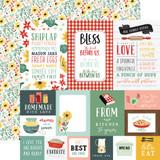 Sunflower Market: Multi Journaling Cards