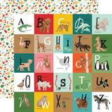 Animal Kingdom: Alphabet Squares