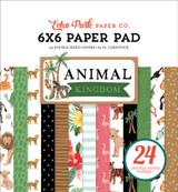 Animal Kingdom 6x6 Paper Pad