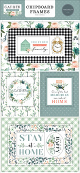 Gather At Home 6x13 Chipboard Frames