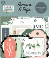 Gather At Home Frames & Tags
