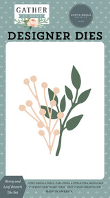 Gather At Home: Berry & Leaf Branch Die Set