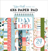 Day In The Life 6x6 Paper Pad