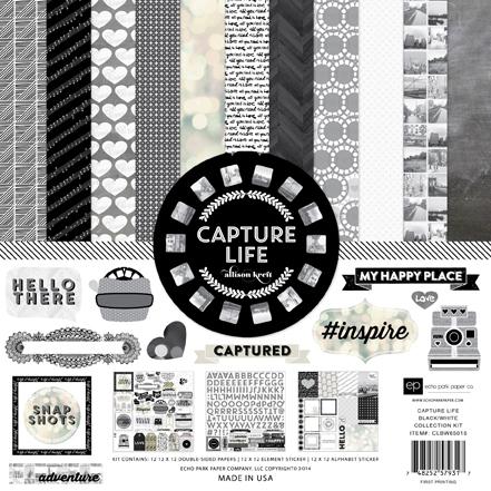 Capture Life B/W