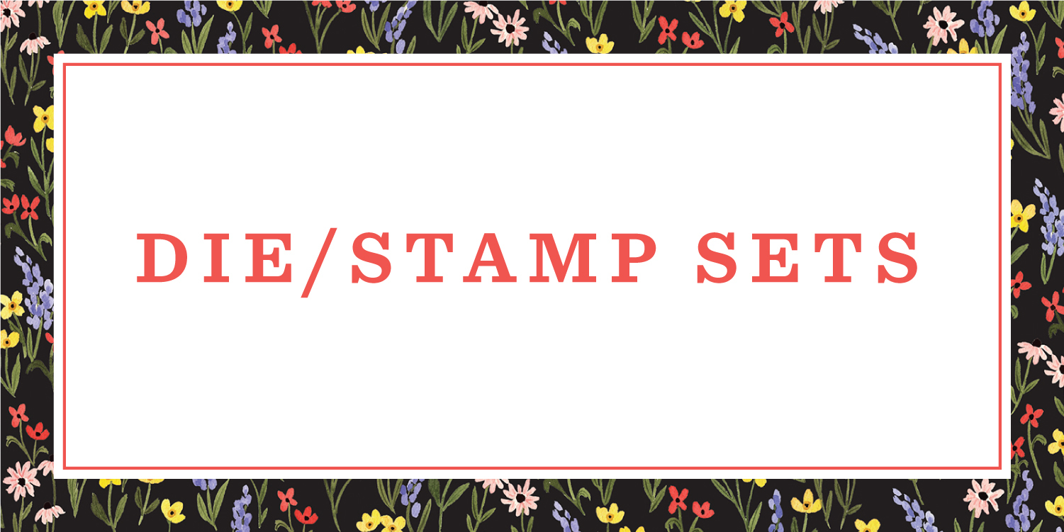 Die/Stamp Sets
