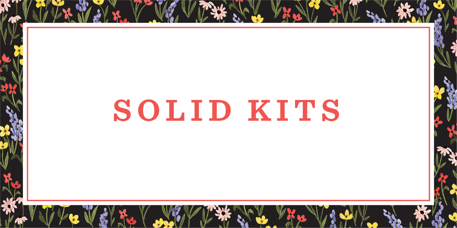 Solids Kits