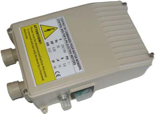 2HP Bore Pump Starter Box(Free Postage)