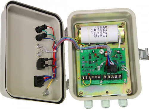 1.5HP Single Phase Auto Control Box(Free Postage)