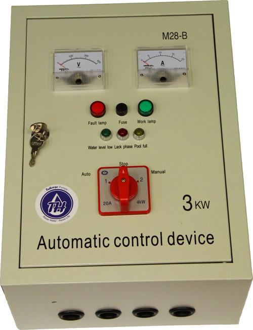 4HP control box