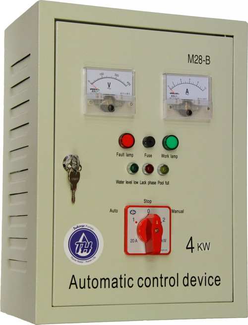 5.5HP Three phase Auto Control Box(Free Postage)