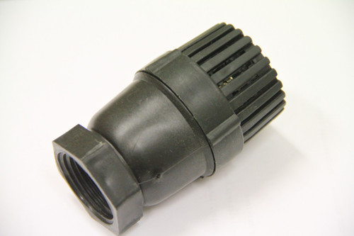 Non-return foot valve plastic (Free Postage)