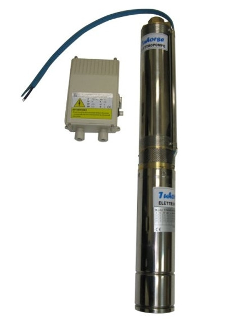 "4""1.5HP/1100W/240V Submersible Bore Pump BF-09(Free Delivery)"