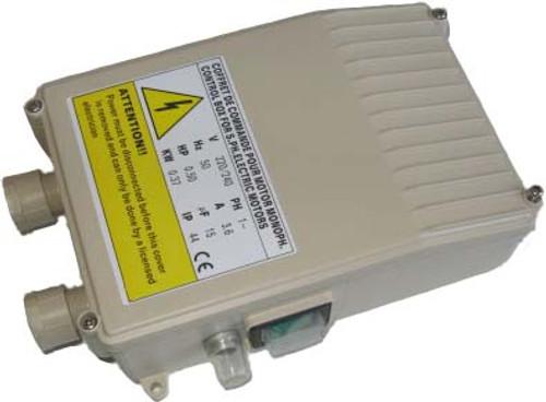 1.5HP Bore Pump Starter Box (Free Postage)