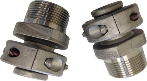 Flexibore100 Hose 2 couplings 32mm