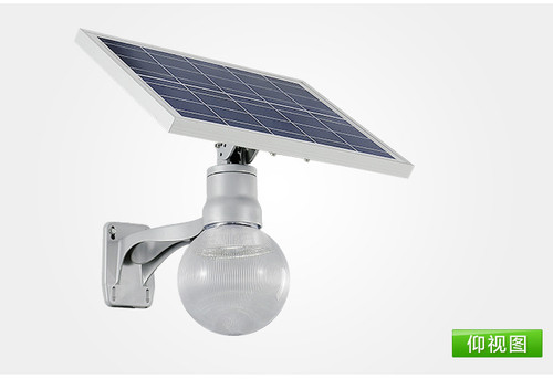 LED Solar Street or Garden Light