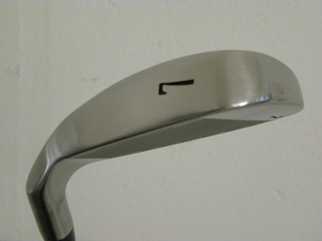Refiner 7 iron golf swing trainer