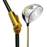 460 cc graphite hinged golf swing aid